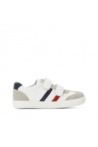 Pantofi sport La Redoute Collections GFW698 alb