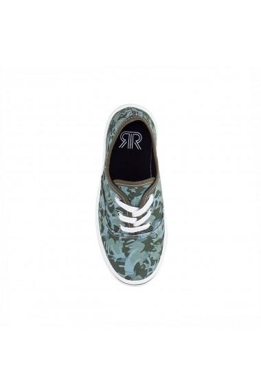 Pantofi sport La Redoute Collections GFW745 kaki