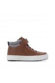 Pantofi sport La Redoute Collections GGG462 maro - els