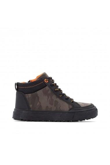 Pantofi sport La Redoute Collections GGQ302 kaki