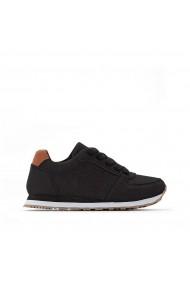 Pantofi sport La Redoute Collections GGR642 negru