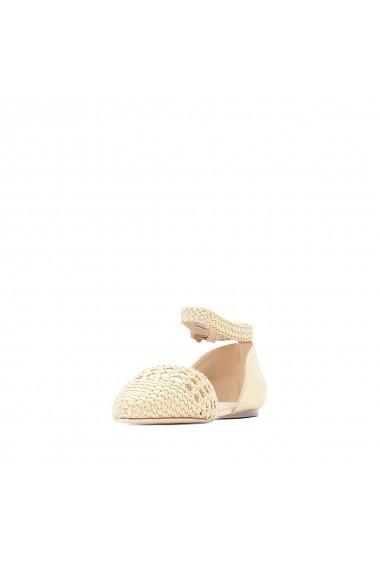 Pantofi cu toc La Redoute Collections GFY996 auriu