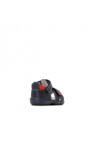 Sandale La Redoute Collections GFY087 negru