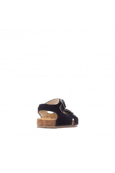 Sandale La Redoute Collections GFY088 negru