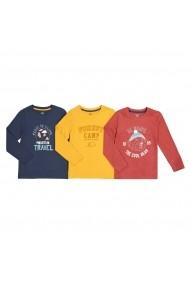Set 3 bluze La Redoute Collections GGG405 multicolor