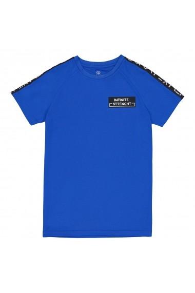 Tricou La Redoute Collections GFP648 albastru