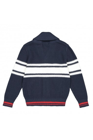 Cardigan La Redoute Collections GFP758 bleumarin