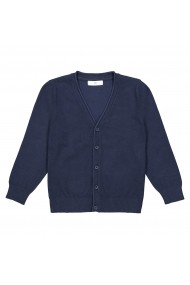 Cardigan La Redoute Collections GFT473 bleumarin
