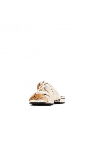 Papuci La Redoute Collections GFL460 auriu