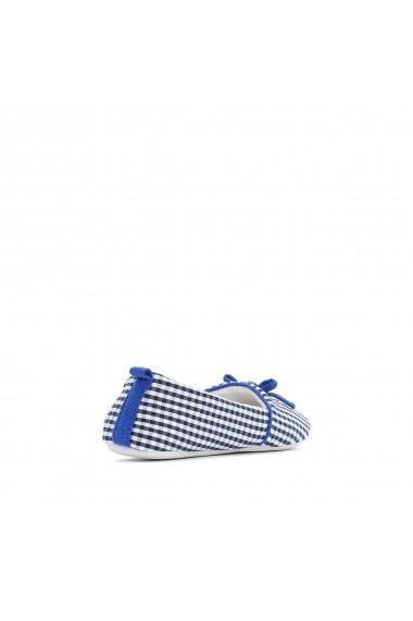Papuci de casa La Redoute Collections GFZ765 albastru