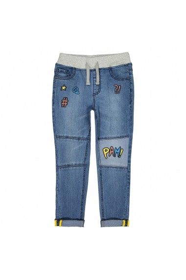 Jeans La Redoute Collections GDY960 albastru