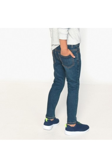 Jeans La Redoute Collections GEH119 gri - els