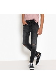 Jeans La Redoute Collections GET773 negru