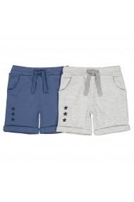 Set 2 perechi pantaloni scurti La Redoute Collections GFN567 Multicolor