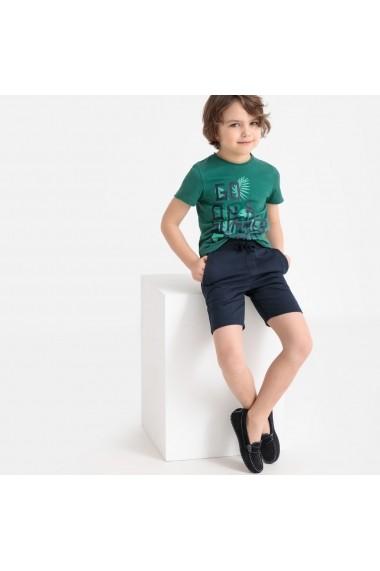 Pantaloni scurti La Redoute Collections GFO176 Bleumarin