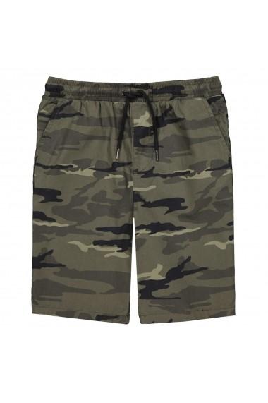 Pantaloni scurti La Redoute Collections GFP763 kaki