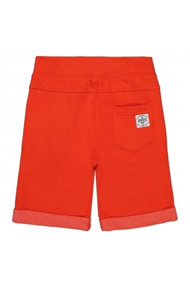Pantaloni scurti La Redoute Collections GFP866 rosu-corai