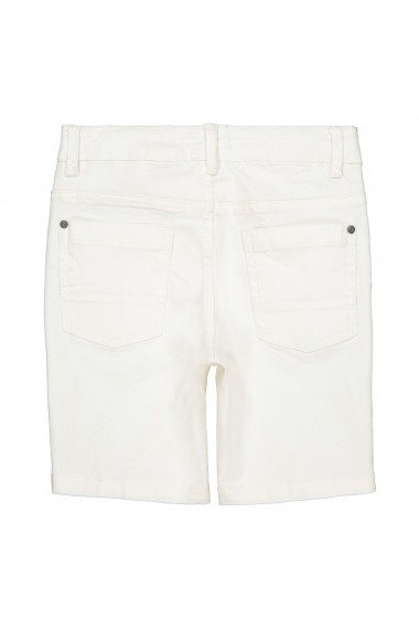 Pantaloni scurti La Redoute Collections GFR992 ecru
