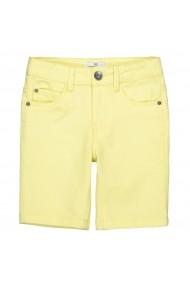 Pantaloni scurti La Redoute Collections GFR992 galben