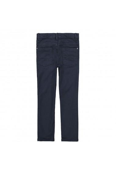 Pantaloni La Redoute Collections GFS016 bleumarin