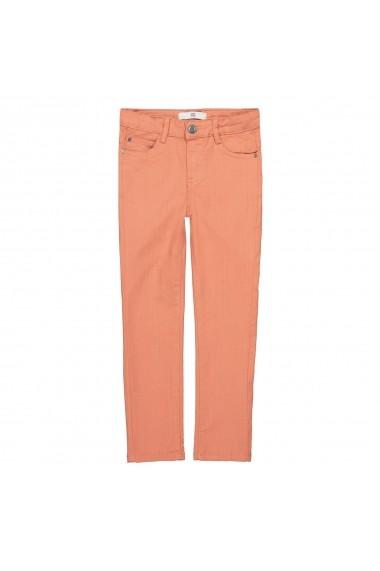 Pantaloni La Redoute Collections GFS016 portocaliu
