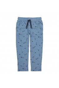 Pantaloni La Redoute Collections GFS257 albastru