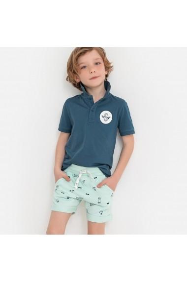 Pantaloni scurti La Redoute Collections GFS266 albastru