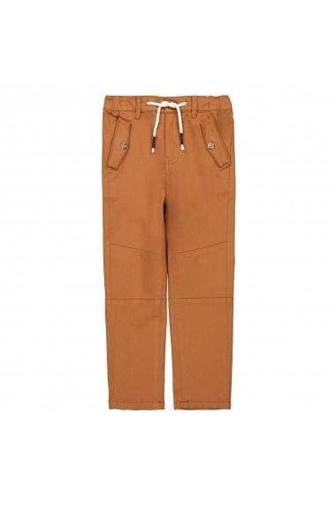 Pantaloni La Redoute Collections GFU556 maro