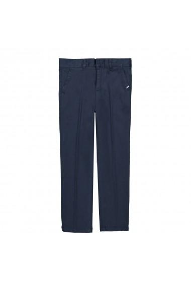 Pantalonii La Redoute Collections GFU745 bleumarin