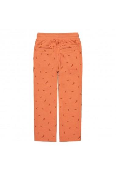 Pantaloni sport La Redoute Collections GFV843 maro