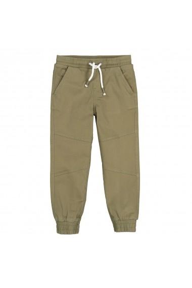 Pantaloni La Redoute Collections GGG794 kaki