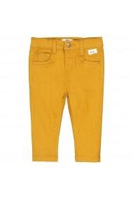Pantaloni La Redoute Collections GGH200 galben
