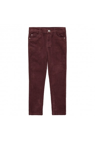 Pantaloni La Redoute Collections GGH787 Bordo