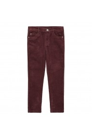 Pantaloni La Redoute Collections GGH787 Bordo