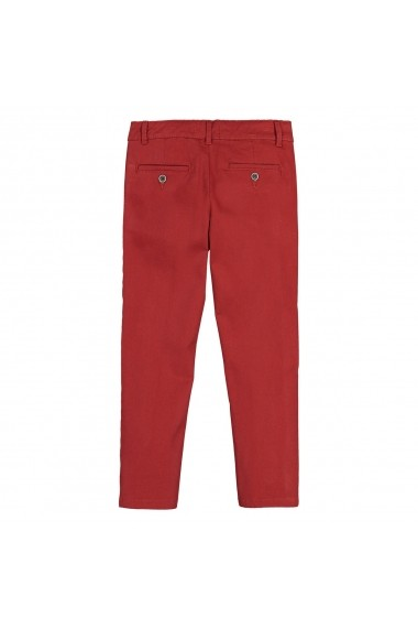 Pantaloni La Redoute Collections GGV832 rosu