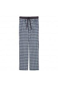 Pantalon de pijama La Redoute Collections GFM790 albastru