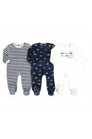 Set 3 pijamale La Redoute Collections GGD430 multicolor