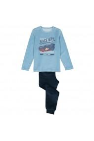Pijama La Redoute Collections GGE127 albastru