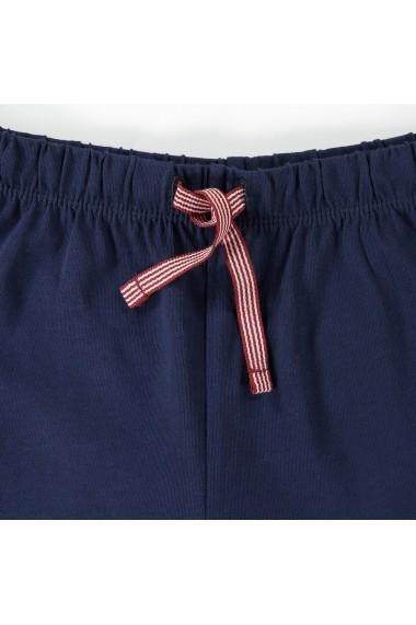 Pijama La Redoute Collections GGE138 bordo