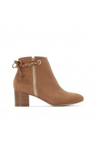 Botine La Redoute Collections GFZ146 bej