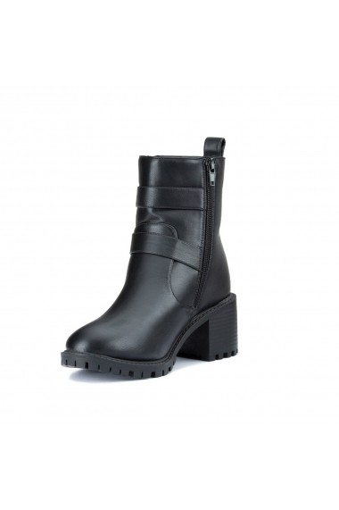 Botine La Redoute Collections GGR717 negru