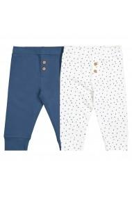 Set 2 perechi de pantaloni La Redoute Collections GFN345 Multicolori - els