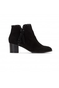 Botine La Redoute Collections GES774 negru