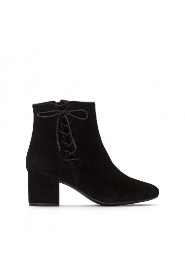Botine La Redoute Collections GEW304 negru