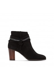 Botine La Redoute Collections GFH942 negru