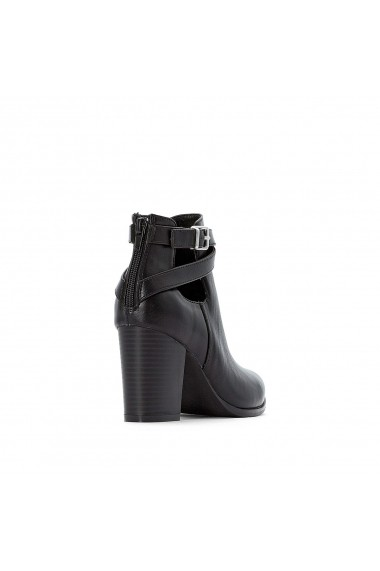 Botine La Redoute Collections GGQ532 negru