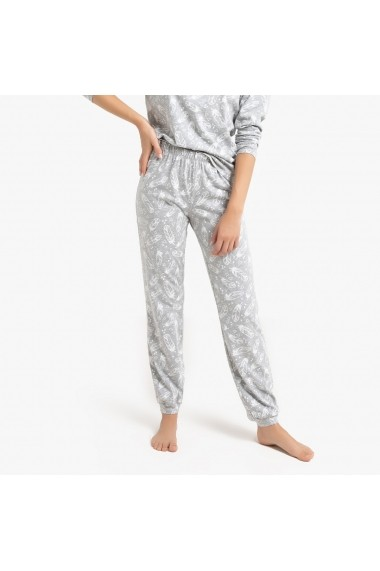 Pijama La Redoute Collections GGF584 gri