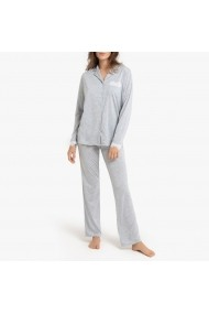 Pijama La Redoute Collections GGG752 gri