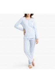 Pijama La Redoute Collections GGH243 albastru