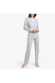 Pijama La Redoute Collections GGU307 gri